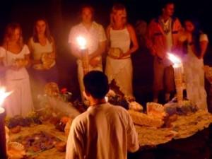 Ritual celta para conseguir dinero