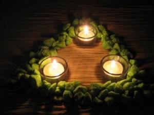Ritual con velas para encontrar trabajo