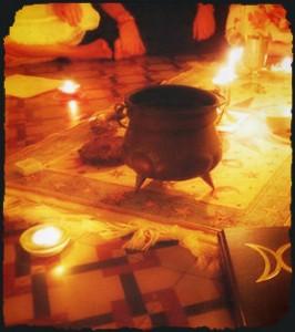 Ritual de la salud en la noche de san juan