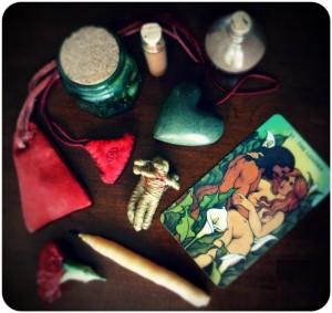 Ritual para enamorarse