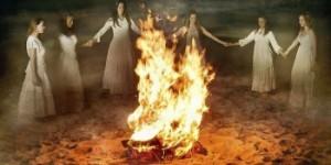 ritual de las brujas en la noche de san juan