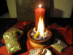 ritual en la noche de san juan para encontrar el amor