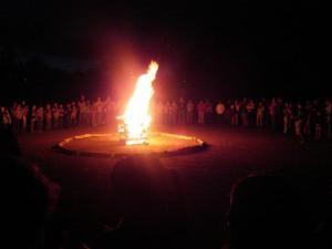 ritual para quemar los apuntes en la noche de san juan