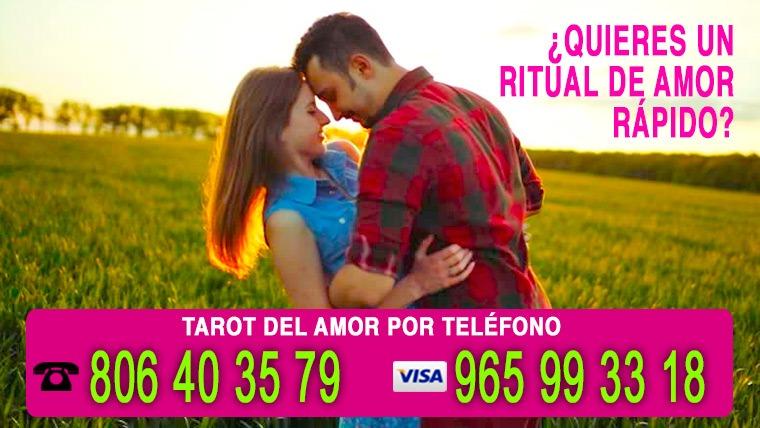 ¿Quieres un ritual de amor rápido?